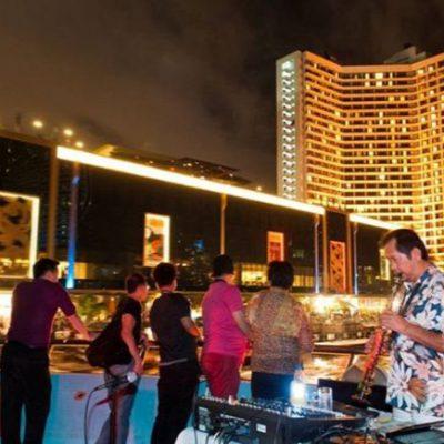 whir orchid dinner cruise top floor