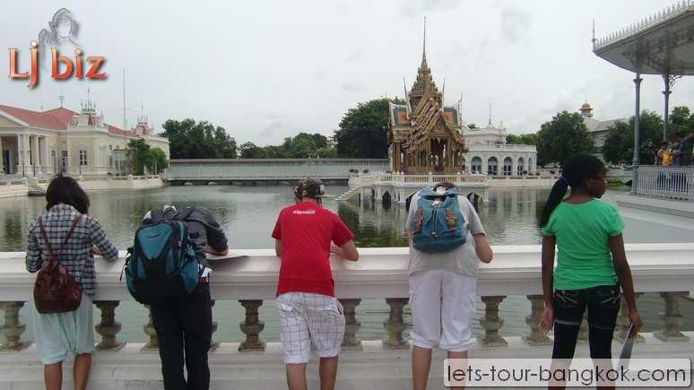 Bangpain summer palace