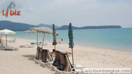 phuket beach bangtao