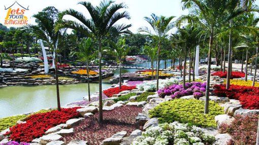 Noung Nooch garden