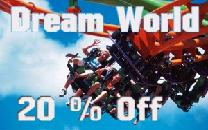 Ticket discount dream world Bangkok