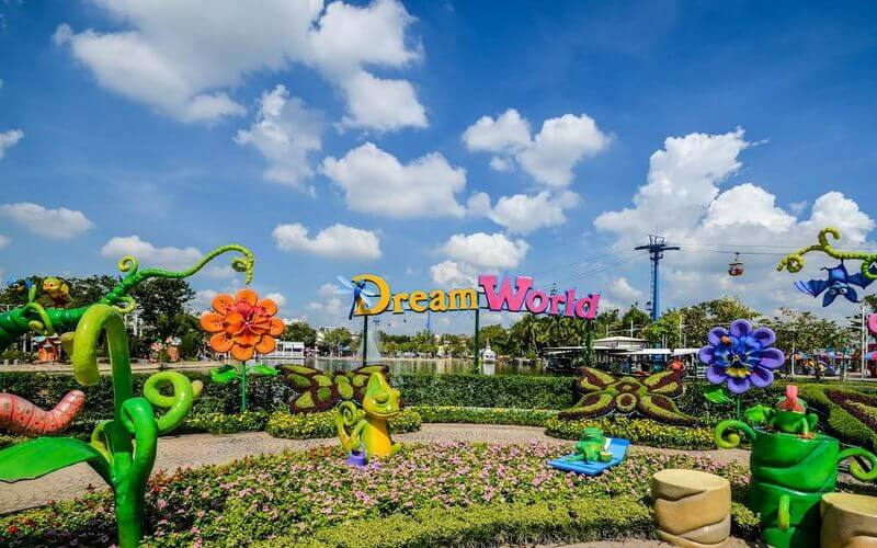 dream world Bangkok