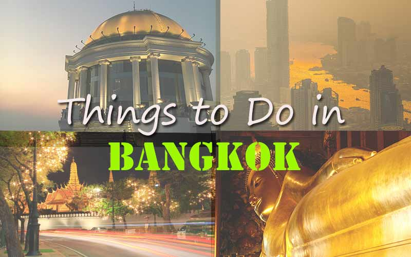 Things to do in Bangkok , market, museum , temple, palace