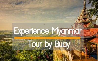Myanmar Trip with Buay in 2008