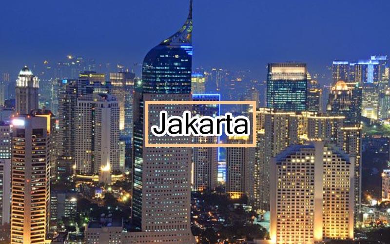 Travel Jakarta and City Orientation