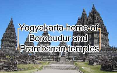 Yogyakarta or Yogya Orientation