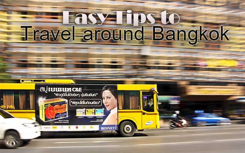 Transportation in Bangkok and get around