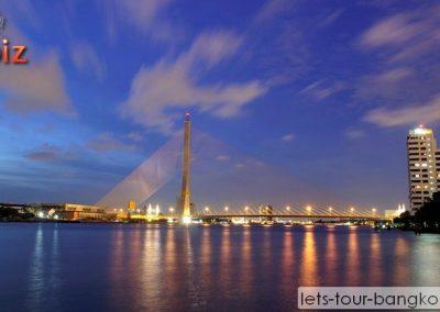 Rama 9 bridge