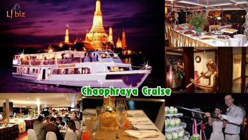 Service of Chaophraya cruise