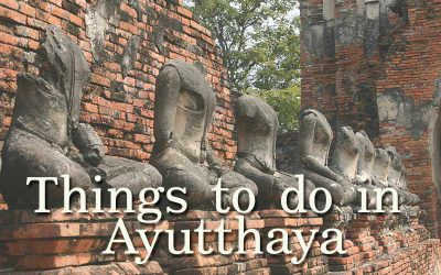 Things to do in Ayutthaya , World Heritage