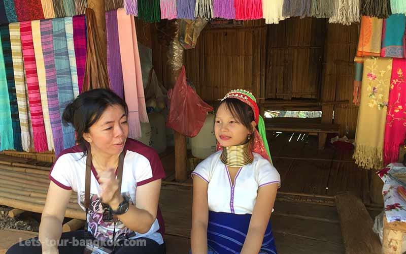 Thai private tour guide – Guide Buay