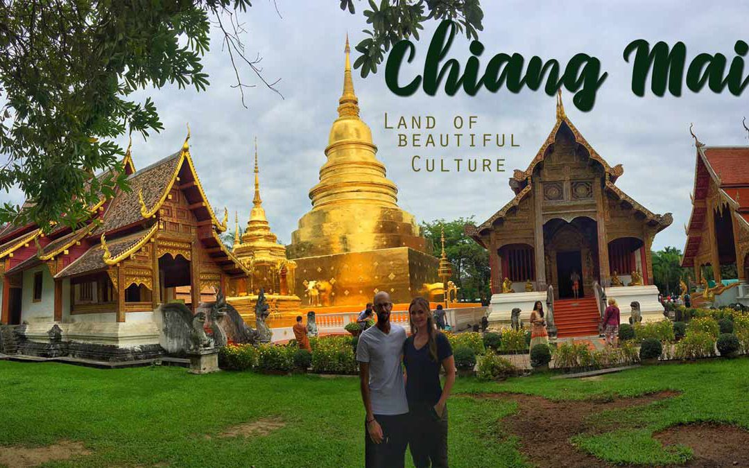 Chiang Mai, Thailand  Land of beautiful Cultural of Lanna