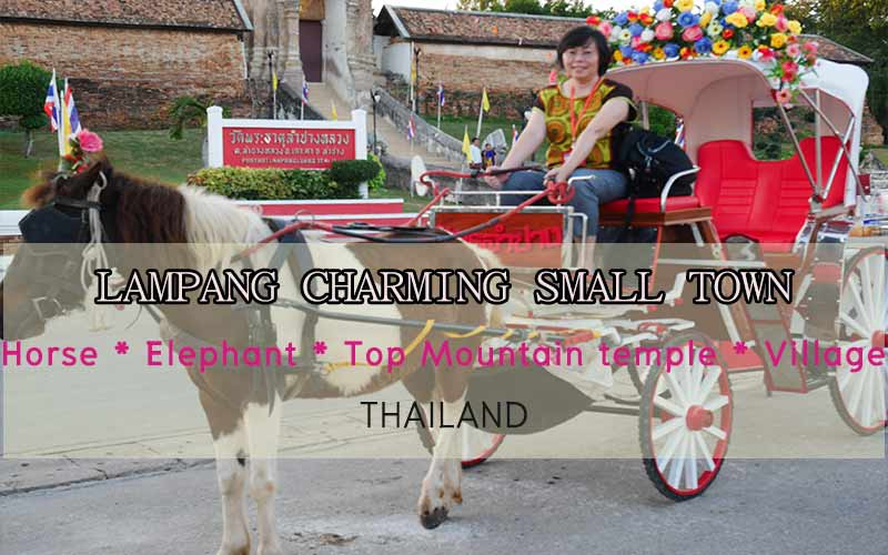 Things to do in Lampang city and top attractions , Rich culture town in the north