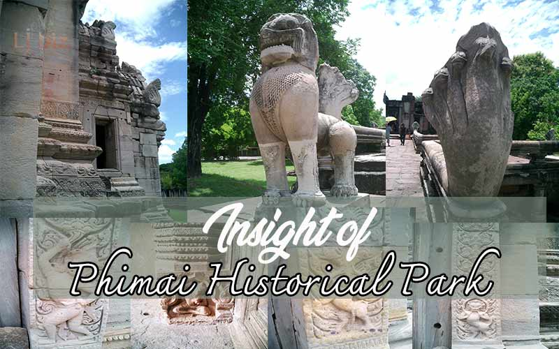 Insight information  Phimai Historical Park , historical park made during Khmer empire