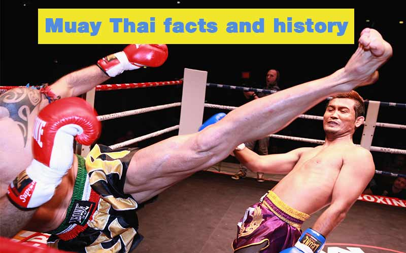 Muay Thai facts and history, the Fighting Art of the Warrior