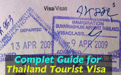 Thai Visa Requirements and Guideline