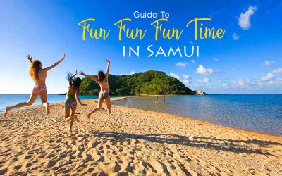 Samui the wanderlust Island , Heaven Central Gulf of Thailand