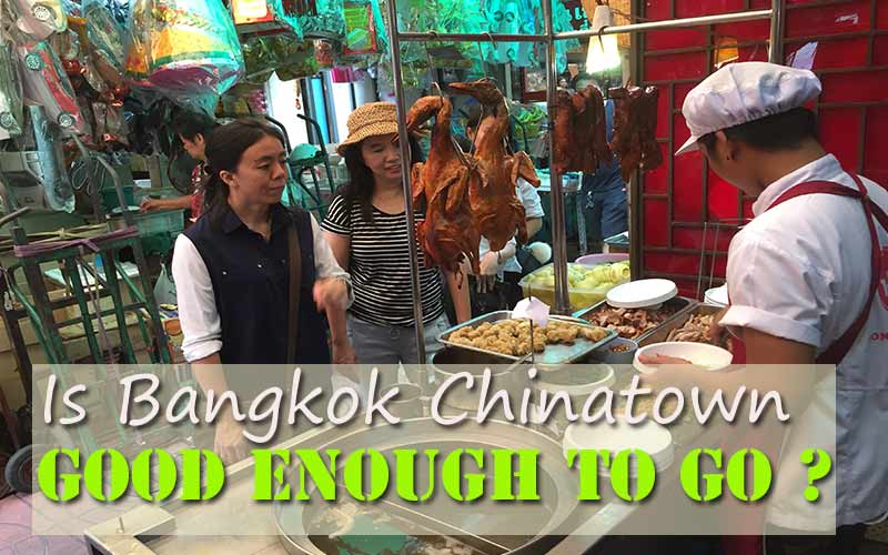 Things to Do in Chinatown, Bangkok Thailand
