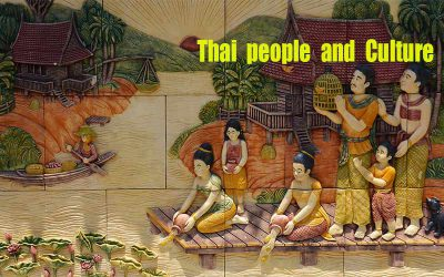 Thai people and Thai culture