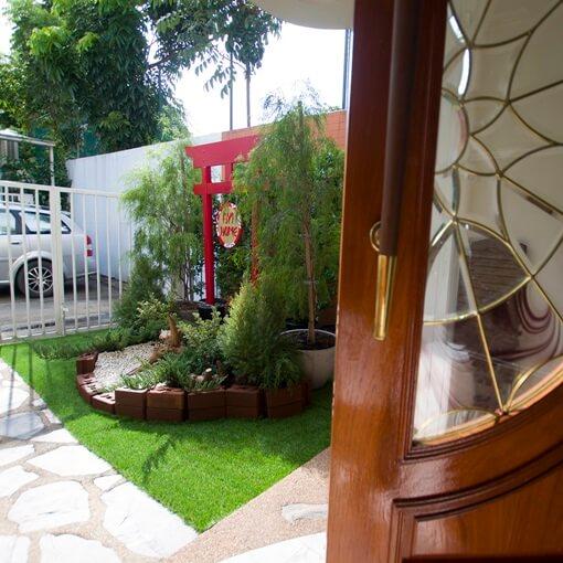 ayihome Bangkok townhouse  garden