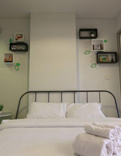 siemese condo  room