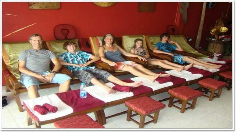 Foot Massage in Bangkok
