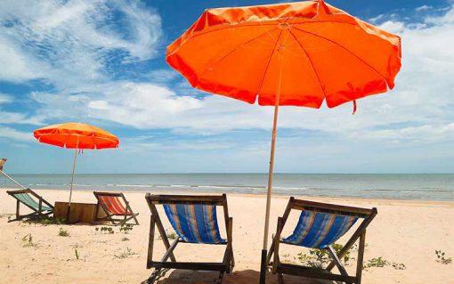 Beach front Hua Hin