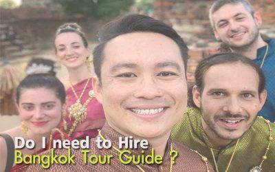 Do I need to book a Bangkok tour guide?