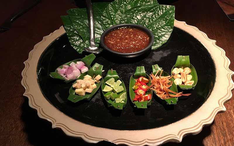 Maing cam Thai Snack