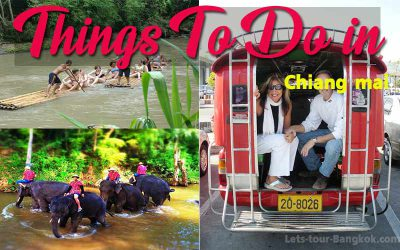 Chiang Mai attractions , top things to do in Chiang mai