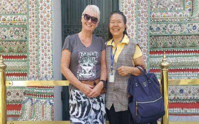 Guide Noey, Lovely guide from Bangkok