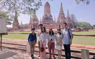 Guide Ning , Bangkok