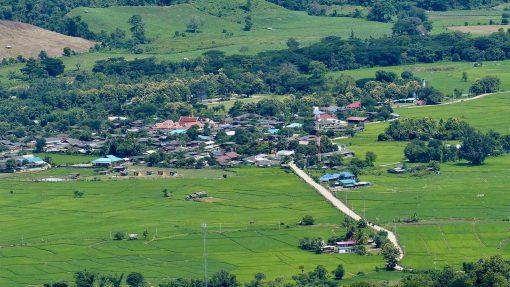 Chiang mai Muangkong villlage