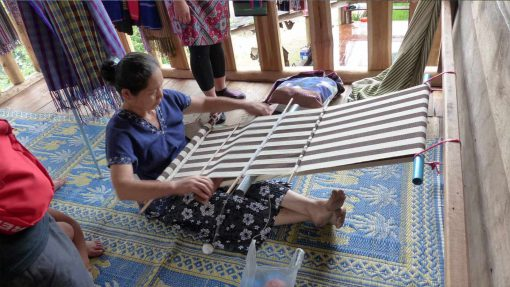 Chiang mai Muangkong weaven