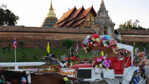 Lampang horse carriage