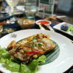 Thai bus Food tour noodle