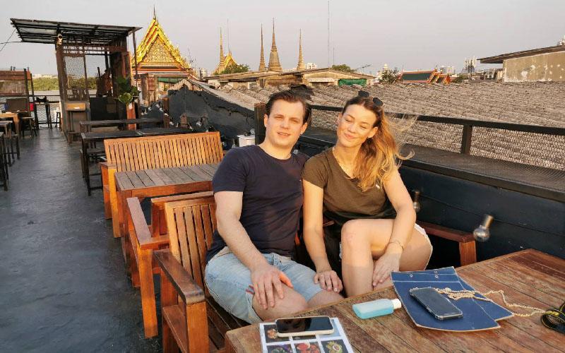 Thailand Honeymoon Itinerary 7 Days for Bangkok and Beach in Phuket