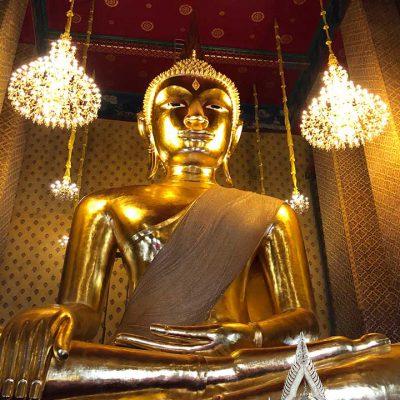 Big buddha Wat kallayanamit