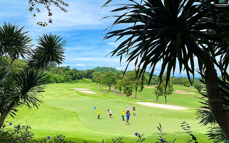 Leamchabang golf